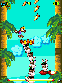 Tải game Rayman Raving Rabbids TV Party cho Java miễn phí