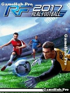 Tải game Real Football 2017 đá bóng Tiếng Việt cho Java