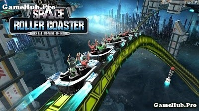Tải game Roller Coaster Simulator - Mở Khóa cho Android