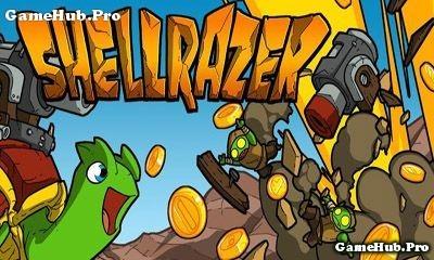 Tải game Shellrazer - Chiến thuật nhập vai cho Android