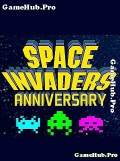 Tải game Space Invaders Anniversary - Bắn phi thuyền Java