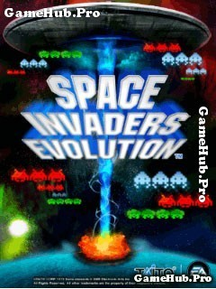 Tải game Space Invaders Evolution - Máy bay hủy diệt Java