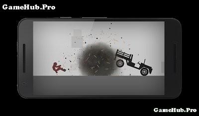 Tải game Stickman Dismounting - Người Que mô phỏng Android