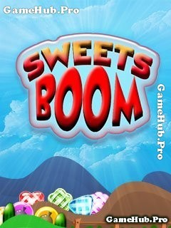 Tải game Sweets Boom - Truy tìm Kẹo thất lạc cho Java
