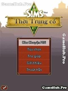 Tải game The Sims Medieval - Thời Trung Cổ Việt Hóa Java