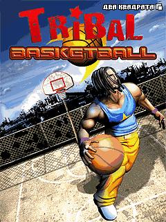 Tải game Tribal Basketball - Chơi bóng rổ 3D cho Java