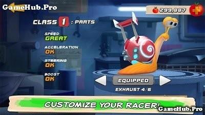 Tải game Turbo FAST - đua xe ốc sên cực hay cho Android