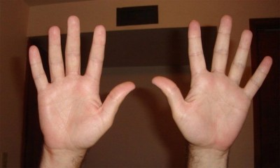 Bạn có thắc mắc tại sao con người lại 10 ngón tay ?
