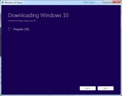 2 cách để cập nhật Windows 10 Fall Creators Update
