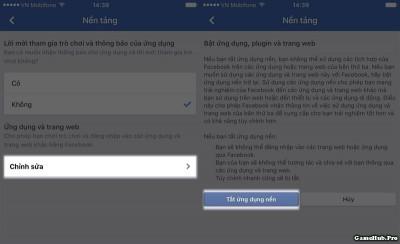 Thủ thuật chặn EverWing vĩnh viễn trên Facebook Messenger