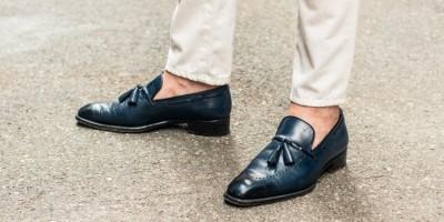Hậu quả khủng khiếp của thói quen đeo giày không tất