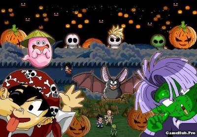 Ngọc Rồng ra mắt sự kiện Halloween 2017 và chức năng mới