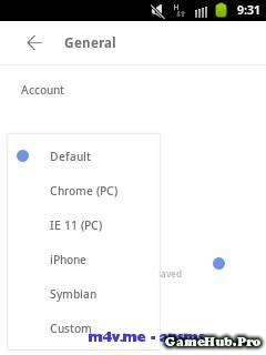 Ngọc Rồng: Cách đổi mật khẩu trên Samsung Galaxy Y