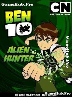 Tải game Ben 10 Alien Hunter - Chống lại đồng minh Java