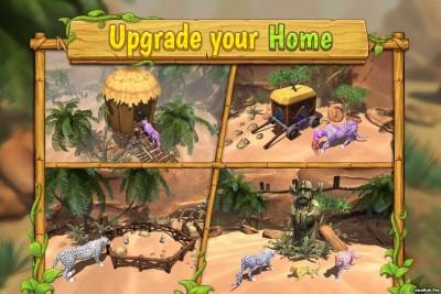 Tải game Cheetah Family Sim - Mô phỏng Báo Mod Money