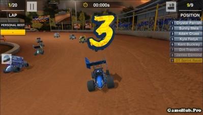 Tải game Dirt Trackin Sprint Cars - Đua xe địa hình Android