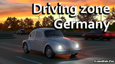 Tải game Driving Zone Germany - Đua xe Mod Money Android