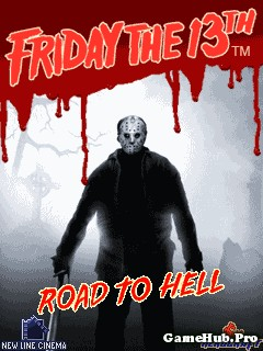 Tải game Friday the 13th - Road to hell thứ 6 ngày 13 Java