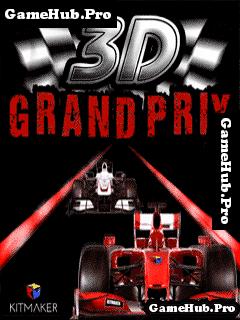 Tải game Grand Prix 3D - Đua xe F1 đồ họa 3D cho Java