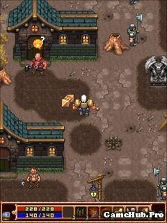 Tải game Hammer of God of War 2 - RPG Ấn Tượng cho Java