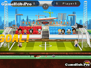 Tải game Headball Football - Đá bóng nghệ thuật cho Java