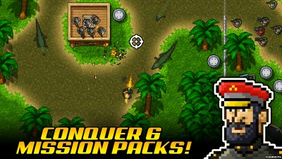 Tải game Kickass Commandos - Hành động Mod Money Android