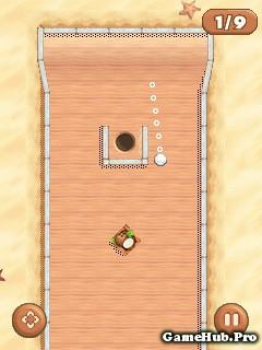 Tải game Minigolf Mania - Đánh golf mini cực hay cho Java