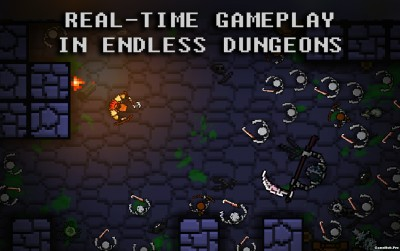 Tải game Pocket Rogues Ultimate - RPG Mod Money Android