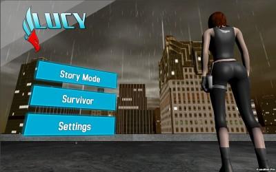 Tải game Run Lucy Run - Điệp viên Lucy Mod Money
