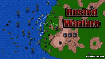 Tải game Rusted Warfare - Chiến thuật Mod Money Android