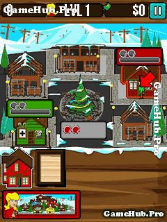 Tải game Ski Resort Manager - Quản lý khi nghỉ mát Java