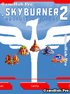 Tải game Sky burner 2 - Operation Garuda bắn máy bay