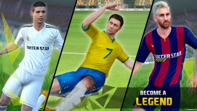 Tải game Soccer Star 2017 World Legend - Mod Money Android