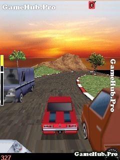 Tải game Speed Chaser 3D - Đua xe ngoại thành cho Java