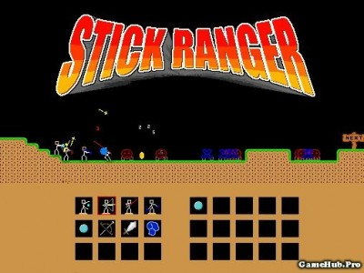 Tải game Stick Ranger hack mod money cho Android miễn phí