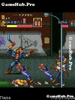 Tải game Streets of Rage - Hành động đối kháng cho Java