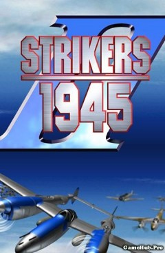 Tải game STRIKERS 1945-2 - Bắn máy bay Hack Money Android