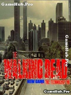 Tải game The Walking Dead - Hành động diệt Zombie Java