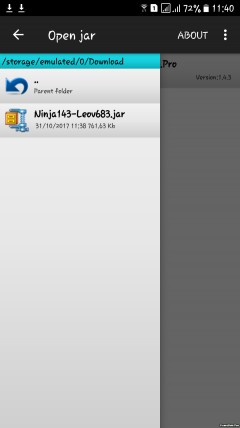 Tải J2ME Loader - Ứng dụng giả lập Jar trên Android