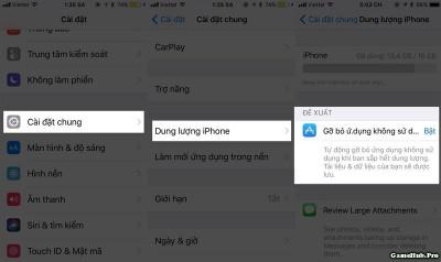 Thủ thuật sửa lỗi iPhone thường xuyên bị đơ khi dùng