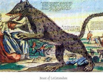 Truyền thuyết có thật về quái vật vùng Gévaudan