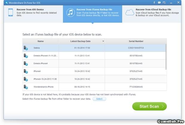 Thủ thuật cách khôi phục tin nhắn bị xóa trên iPhone