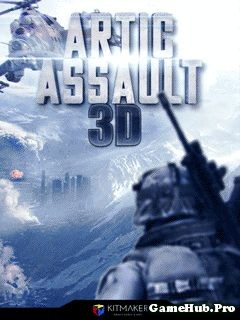 Tải Game Artic Assault 3D - Bắn Súng 3D Crack Cho Java