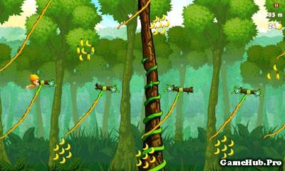 Tải Game Benji Bananas Hack Full Tiền Cho Android