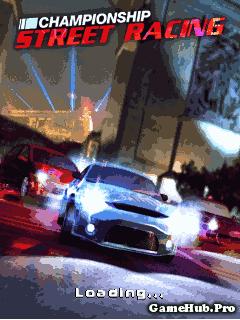 Tải Game Championship Street Racing Đua Xe Crack Java