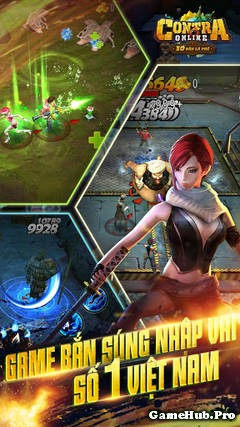 Tải Game Contra Online Bắn Súng 3D Cho Android IOS
