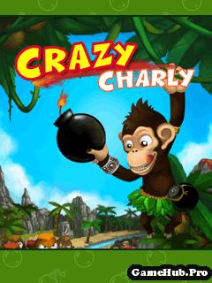 Tải Game Crazy Charly - Khỉ Đặt Boom Crack Cho Java