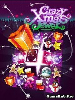 Tải Game Crazy Xmas Jewel - Xếp Hình Cho Java miễn phí