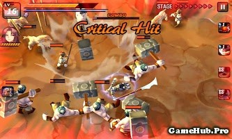 Tải game Devil Ninja Fight Hack full tiền cho Android