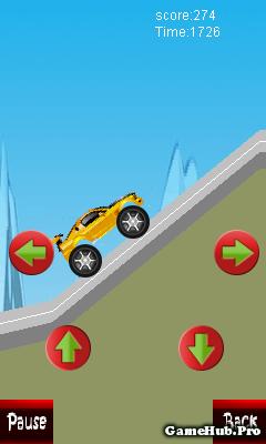 Tải Game Hilli Climbing Car Đua Xe Địa Hình Java